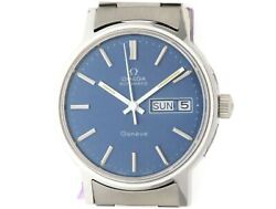 Omega Geneve Automatic St166.117 Day/date Vintage Men's Watch Wl28799