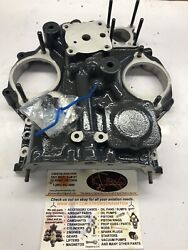 Lycoming 68802 O-235 Rear Accessory Case Housing Used Alt 21a23000-01