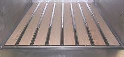 1955 Ford Pickup Bed Floor Kit / Ford Truck F-1 F-100 Complete.