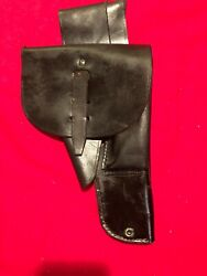 German Police 1960 Dated Walther P38 Flap Holster
