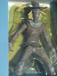 Dc Direct Batman Hush Scarecrow Wave 3 Action Figure New In Box