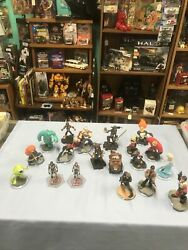 Disney Infinity Characters Lot Lot Of 19 Misc.
