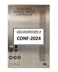 Svg Silicon Valley Group 99-38892-01 Developer Spindle Motor Controller Working