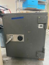 Mosler Safe/vault Stand Alone, Electronic, Gray