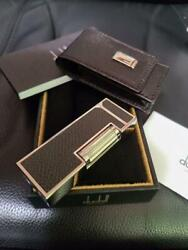 Vintage Authentic Dunhill Lighter 2items