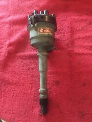 Vintage 1960andrsquos Nos Ducoil Dual Point Distributor Small Block Big Block Chevy