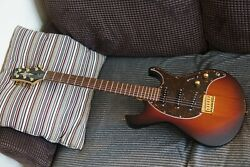 New Erg Cardinal Electric Guitar Hand-made In Israel Pro-level One Of A Kind 3s