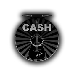Abel Limited Edition Johnny Cash Fly Reel Super 7/8 Series