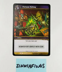 Wow Warcraft Fortune Telling Loot Imp In A Ball Loot Card World Of Warcraft Toy