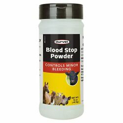 Blood Stop Powder for Backyard Chickens amp; Pigeons 16 oz
