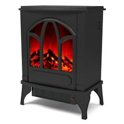 Regal Flamejuno Electric Fireplace Free Standing Portable Space Heater Stove