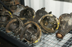Mgb Differential Gear Sets - Ring, Pinion, Carrier, And Case