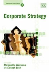 Corporate Strategy Strategic Management  Very Good 2011-03-11