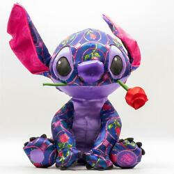 Disney Store Beauty And The Beast Stitch Crashes Disney Soft Toy - 1 Of 12