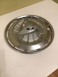 1 62-64 Chevy Impala Ss Hubcaps Wheel Cover Spinner Antique Vintage