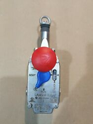 Allen-bradley 440e-l22bnst Lifeline 4 Stainless Steel Safety Cable Pull Switch