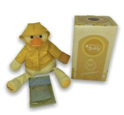 New Retired Scentsy Buddy Wellington The Duck Lovey Plush Eskimo Kiss Included
