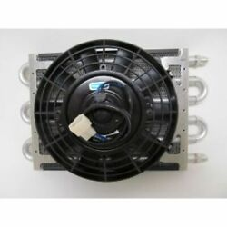 Perma-cool 13211 Maxi-cool Jr. 6-pass Coil And 8 Electric Fan Assembly New