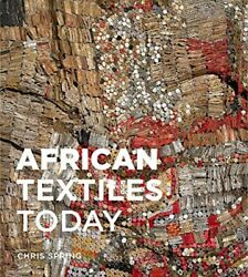 African Textiles Today By Spring, Chris Hardcover