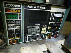 Pratt And Whitney Tracemate System With Control Board M1756 U53727b