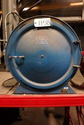 Keen Bench Electrode Holding Oven 450 Pound Capacity