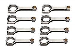 Eagle Specialty Products Crs6000slw 6 F/w 4340 Forged H-beam Connecting Rod Set