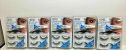 5 Pk Ardell Deluxe Pack 105 Black Fast Free Ship