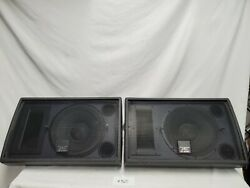 Wharfedale Lix-12m Stage Monitors 865 Sold As A Pair - Good Used Condition