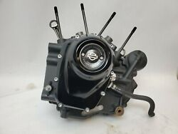 Harley Milwaukee Eight Right Side Crank Engine Case Flywheel And Cams 1