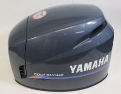 Yamaha 2002 And Up Top Engine Cover Cowl Hood 115 Hp 4-stroke 68v-42610-12-00