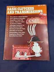 Petersen#x27;s BASIC CLUTCHES AND TRANSMISSIONS No 2 1971 Hot Rod Technical Library $7.50