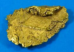 1204 Large Natural Gold Nugget Australian 33.45 Grams Very Rare