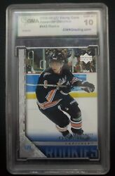 2005-06 Upper Deck Young Guns 443 Alexander Ovechkin Gma 10 Gem Mint 🔥🔥🔥