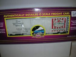 Mth 20-94017  Red Rose Ice Cream Reefer Lot 20849