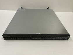 Dell Networking S4148u-on 48× 10g And 2× 40g And 4× 100g Ports Switch W/ Dual Ac Psu