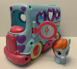 My Little Pony Playskool Friends Bus Rainbow Dash