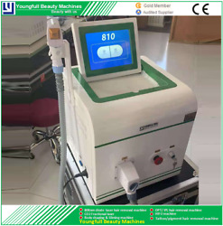 Easy Operation Free Trainning New 300w 810nm Diode Laser Hair Removal Machine