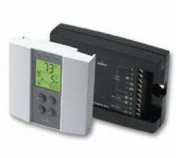 Th146-n-2h1c Honeywell Aube Non-programmable Hvac And Heat Pump Thermostat