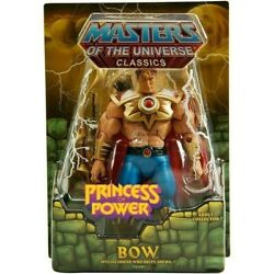 Damaged Package Masters Of The Universe Classics Bow Princess Of Power Motu