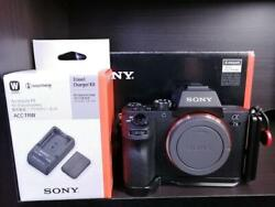 Sony Mirrorless Slr Andalpha7 Ii Body Ilce-7m2 Camera Body F/s From Japan