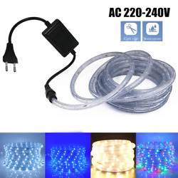 220v Led Strip Ip67 Waterproof Neon Sign Led Light Christmas Party Decoration Ou