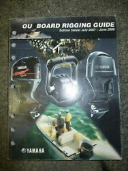 Yamaha 2007-2008 Outboard Rigging Guide [lit-18865-00-08]