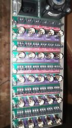 Miranda Densite Frame With 2 Psu, Lots Of Cards For Aes/analog Audio And Sdi