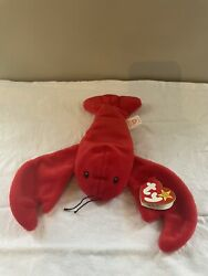 Pinchers Beanie Baby 1993 Errors On Tags