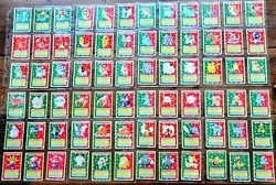 Pokemon Topsun Complete 150 Cards Blue And Green Back 1995 Rare Japanese Fedex