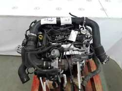 Sfjc Complete Engine Ford Fiesta Ccn St-line Year 2012 1079504