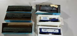 Years Of Ho Train Collection Multiple Engines And Rolling Stock, Tracks