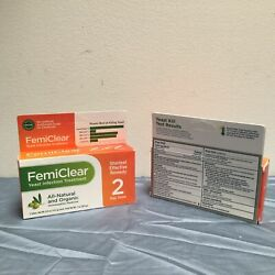2 Femiclear Yeast Infection Treatment
