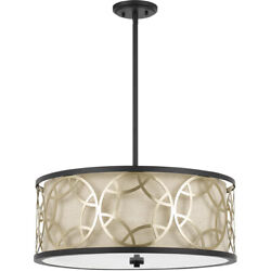 Cal Lighting And Accessories Fx-3661-4 Carmel Chandelier Rust And Antique Brass