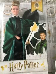 Harry Potter Dolls-three Are In The Box And Three Without The Box.